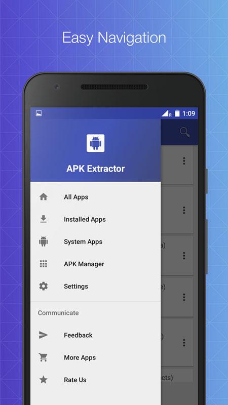 APK Extractor – Creator Premium 1.2.9 دانلود برنامه استخراج فایل نصبی اندروید