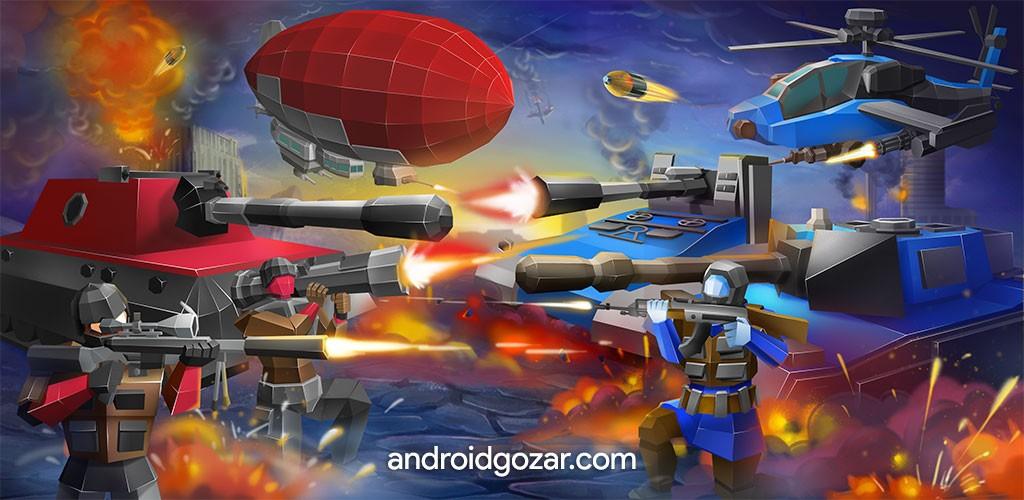 دانلود Army Battle Simulator 1.3.10 بازی شبیه ساز جنگ ارتش اندروید + مود