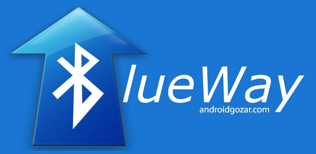 BlueWay – Smart Bluetooth 3.7.1.0 مدیریت اتصال بلوتوث از اندروید