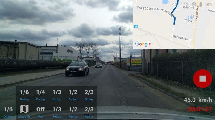 Car Camera Pro 1.4.2 دانلود نرم افزار دوربین داشبورد ماشین اندروید