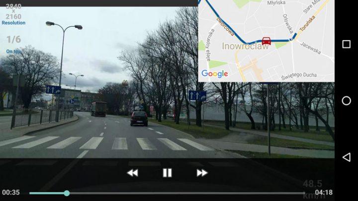 Car Camera Pro 1.4.1 دانلود نرم افزار دوربین داشبورد ماشین اندروید