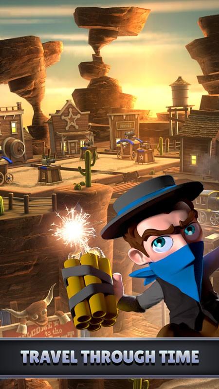 Chaos Battle League 2.1.1 دانلود بازی نبرد هرج و مرج اندروید + مود