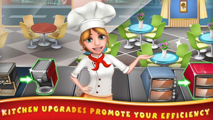 دانلود Cooking Chef 12.0.5017 بازی سرآشپز پخت و پز اندروید + مود