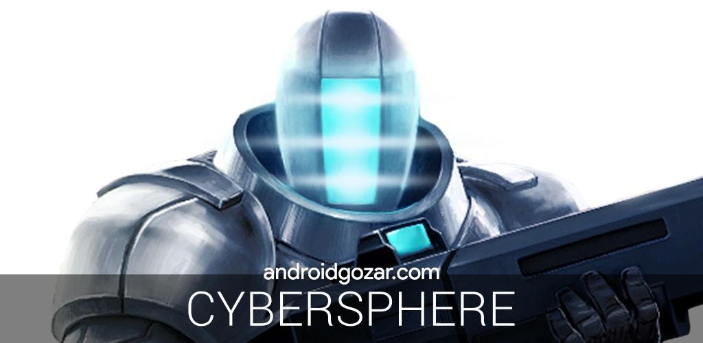 دانلود CyberSphere: SciFi Third Person Shooter 2.0.2 بازی سیاره سایبری اندروید + مود