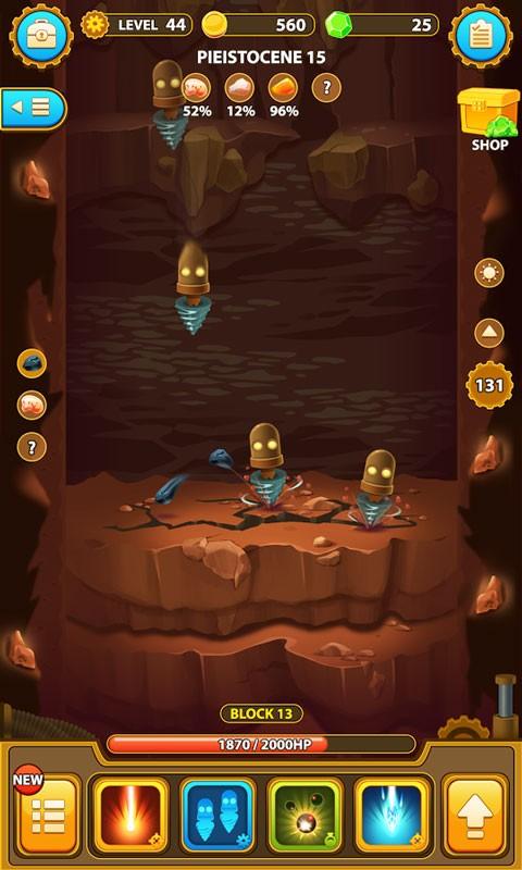 Deep Town: Mining Factory 3.7.1 دانلود بازی کارخانه معدن اندروید + مود