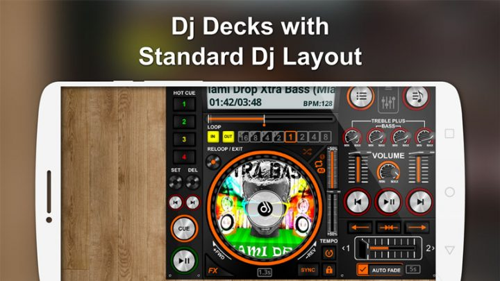 DiscDj 3D Music Player Pro 4.007s دانلود موزیک پلیر سه بعدی اندروید