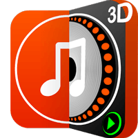 DiscDj 3D Music Player Pro 4.007s دانلود موزیک پلیر سه بعدی اندروید