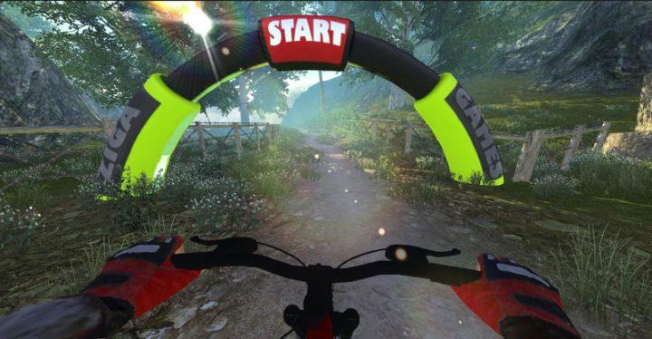 MTB DownHill: Multiplayer 1.0.23 دانلود بازی دوچرخه سواری چند نفره اندروید + مود