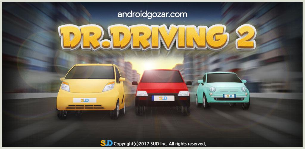دانلود Dr. Driving 2 1.41 بازی دکتر رانندگی 2 اندروید + مود