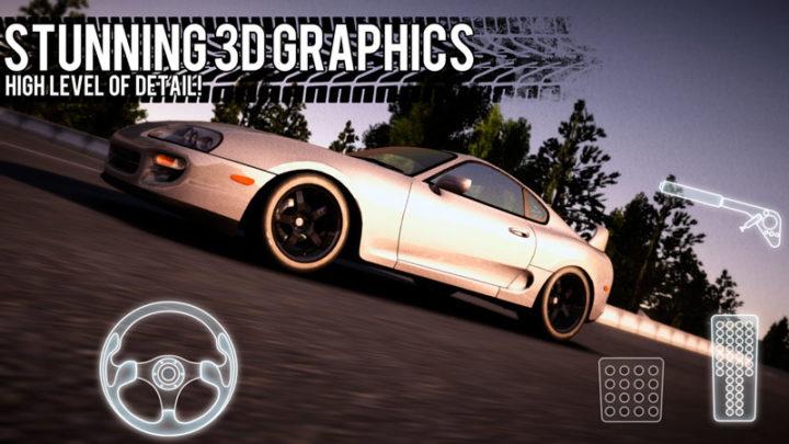 Drift Legends 1.8.9 دانلود بازی اسطوره های دریفت اندروید + مود