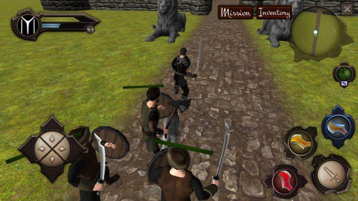 Ertugrul Gazi 1.3 دانلود بازی شمشیری ارطغرل غازی اندروید