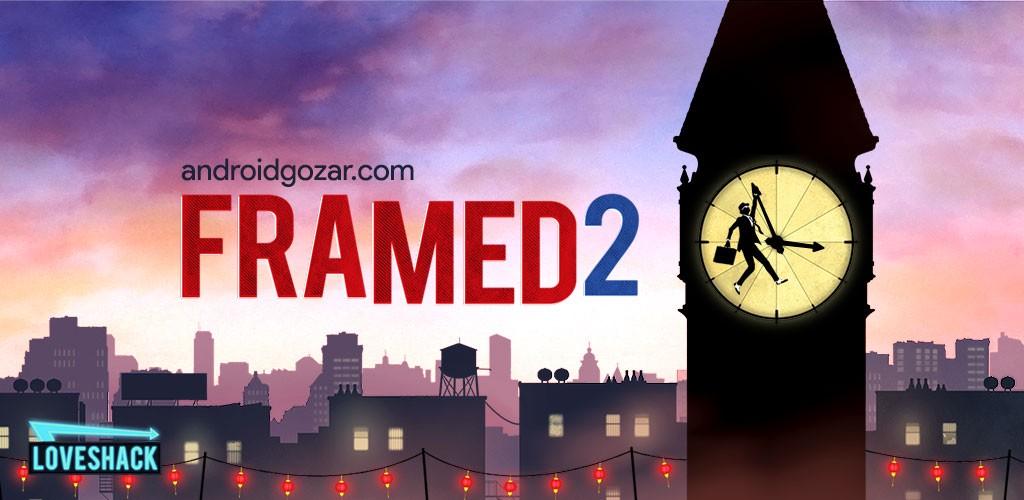 FRAMED 2 Full 1.1.1 دانلود بازی پازل فوق العاده قاب 2 اندروید