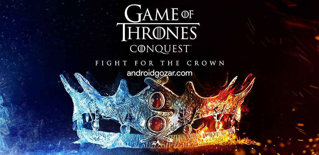 دانلود Game of Thrones: Conquest 3.5.283521 بازی تاج و تخت فتح اندروید