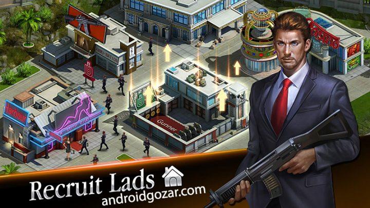 دانلود بازی Mafia City 1.3.967 اکشن استراتژی شهر مافیا اندروید