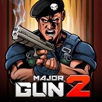 Major GUN 4.1.1 دانلود بازی اکشن جنگ با ترور اندروید + مود