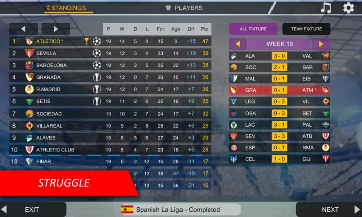 دانلود Mobile Soccer League 1.0.26 بازی لیگ فوتبال موبایل اندروید + مود