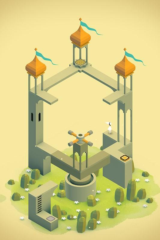 دانلود Monument Valley 2.7.17 بازی خیالی دره یادبود اندروید + مود