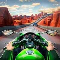 Moto Racing 2: Burning Asphalt 1.112C دانلود بازی موتور سواری اندروید + مود