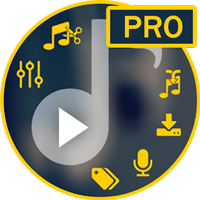MP3 All In One Pro 1.0.4 دانلود نرم افزار ویرایش فایل MP3 اندروید