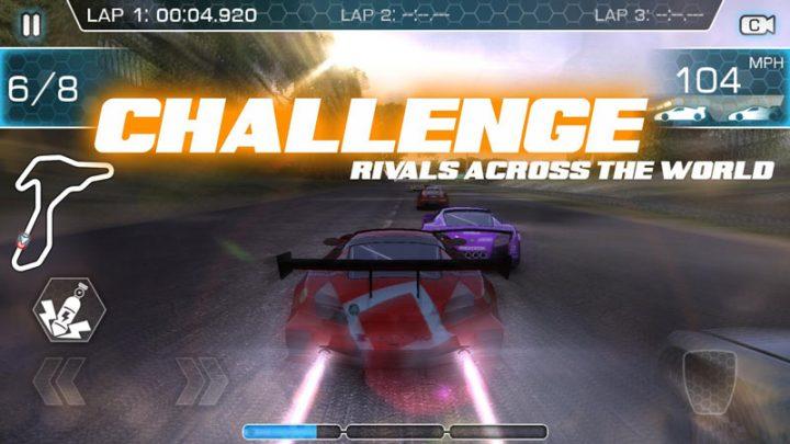 Ridge Racer Slipstream 2.5.4 دانلود بازی مسابقات اتومبیل رانی اندروید + مود + دیتا