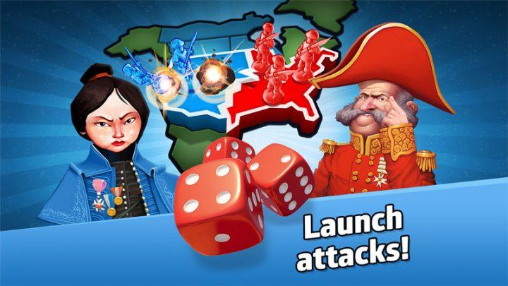 RISK: Global Domination 1.26.81.547 دانلود بازی سلطه جهانی اندروید + مود