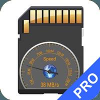 SD Card Test Pro 1.8.1 دانلود برنامه تست سرعت کارت حافظه اندروید