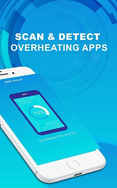 Smart Cooler Pro 1.4 دانلود نرم افزار خنک کننده پردازنده و رم اندروید