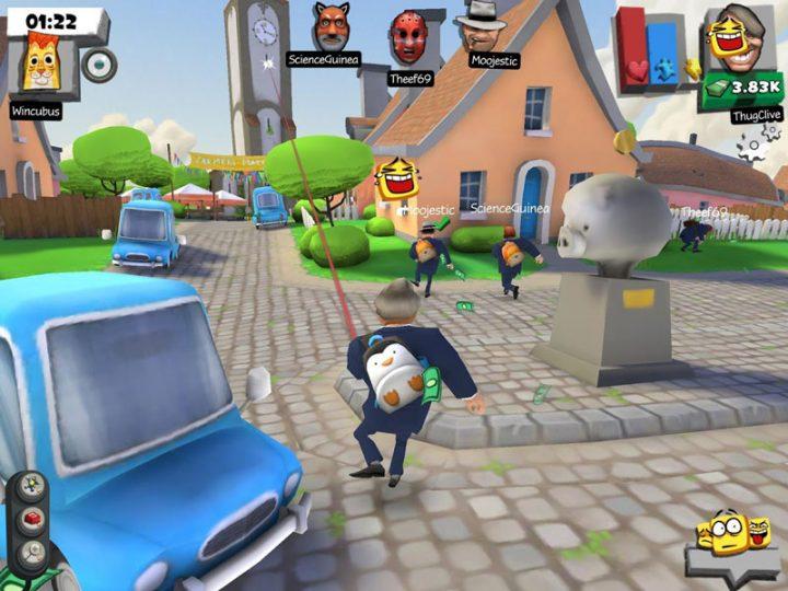 Snipers vs Thieves 2.0.25156 دانلود بازی تک تیراندازها و دزدان + مود + دیتا