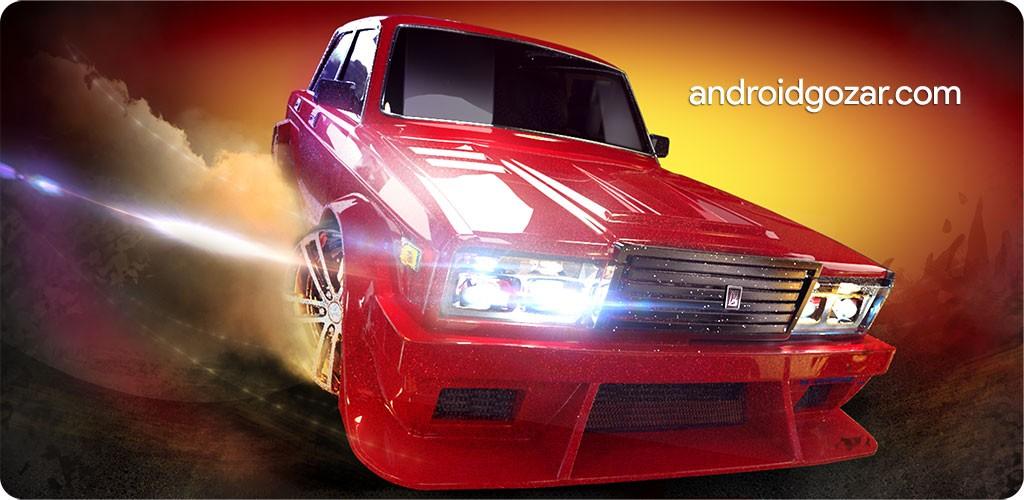 دانلود Drag Racing: Streets 3.0.7 بازی ماشین سواری خیابانی اندروید