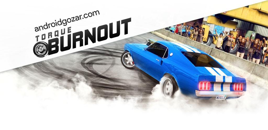 دانلود Torque Burnout 2.2.8 بازی ماشین سواری برن اوت اندروید + مود