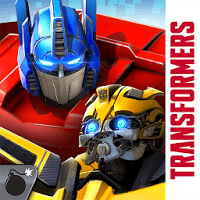 TRANSFORMERS: Forged to Fight 7.1.2 دانلود بازی تبدیل شوندگان اندروید + مود