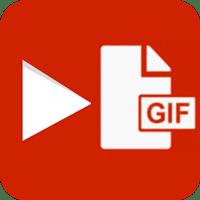 Video to GIF Premium 2.4 دانلود برنامه تبدیل فیلم به گیف اندروید