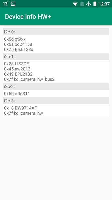 دانلود Device Info HW+ Pro 4.25.4 برنامه نمایش اطلاعات سخت افزاری اندروید