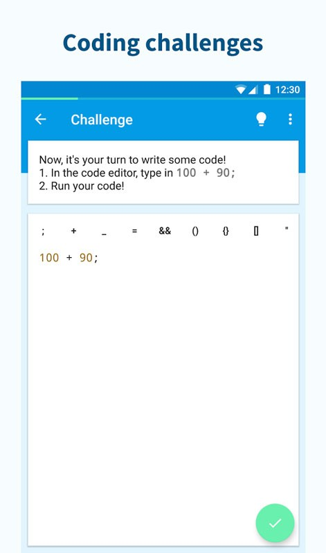 Encode Pro: Learn to Code 4.6 یادگیری سریع برنامه نویسی
