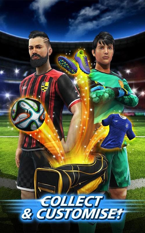 دانلود Football Strike – Multiplayer Soccer 1.24.0 بازی فوتبال استریک اندروید