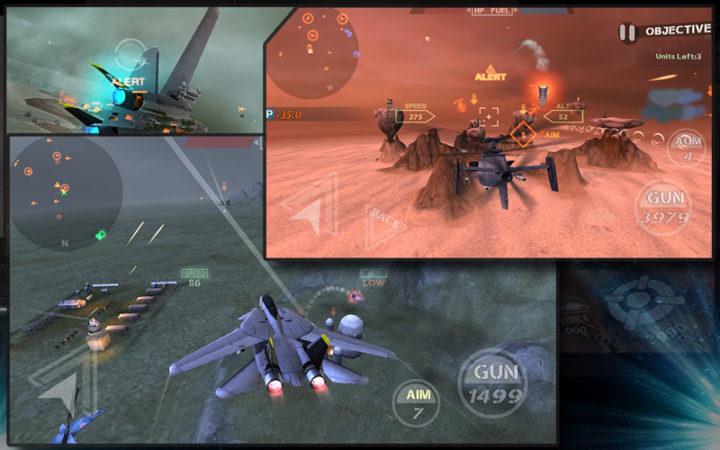 دانلود FROM THE SEA 2.0.4 بازی مبارزه دریایی هواپیما جنگی اندروید + مود