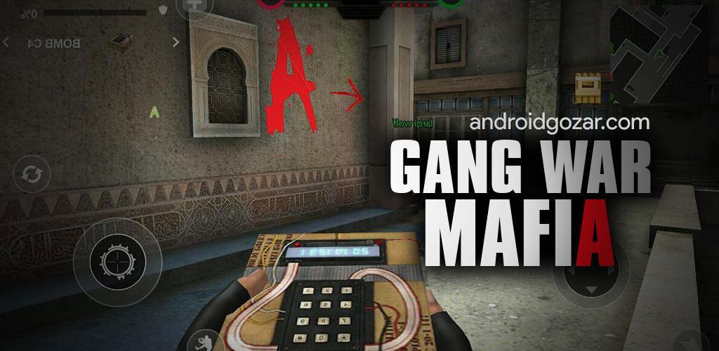 Gang War Mafia 1.1.4 دانلود بازی اکشن مافیای جنگ اندروید + دیتا