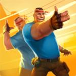 دانلود Gods of Boom 23.2.202 بازی تیراندازی اکشن اندروید + مود