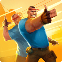 Guns of Boom 4.5.1 دانلود بازی اکشن اسلحه توسعه اندروید + مود