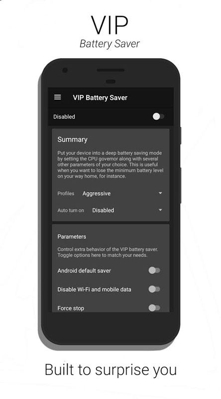 HEBF Optimizer Pro 2.1.13 بهبود عملکرد دستگاه و عمر باتری گوشی