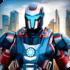 Iron Avenger – No Limits 1.77 دانلود بازی آرکید انتقام جوی آهنین اندروید + مود