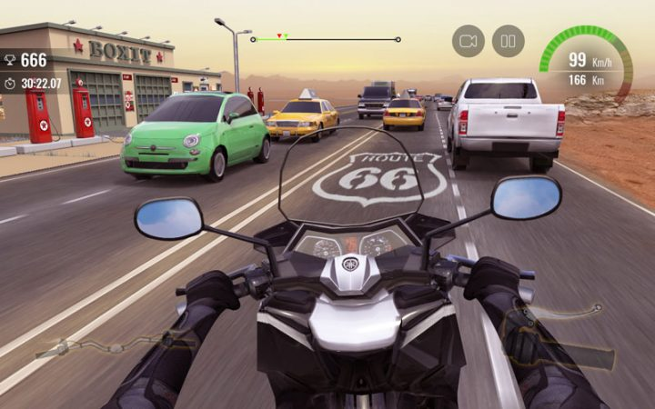 Moto Traffic Race 2 1.17.00 دانلود بازی موتور سواری در ترافیک اندروید + مود