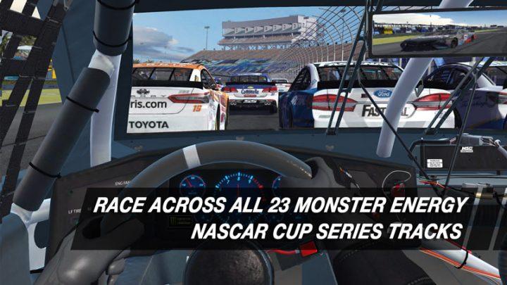 NASCAR Heat Mobile 3.1.2 دانلود بازی ماشین سواری اندروید + مود
