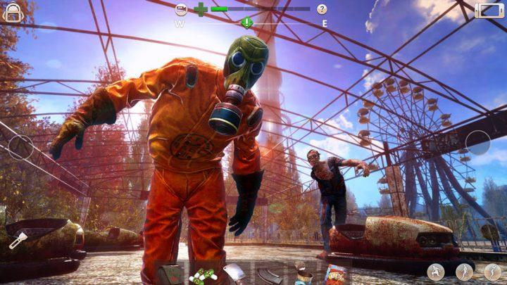 دانلود Radiation City 1.0.2 – بازی اکشن شهر تشعشع اندروید + مود