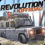 دانلود Revolution Offroad : Spin Simulation 1.1.6 – بازی آفرود اندروید + مود
