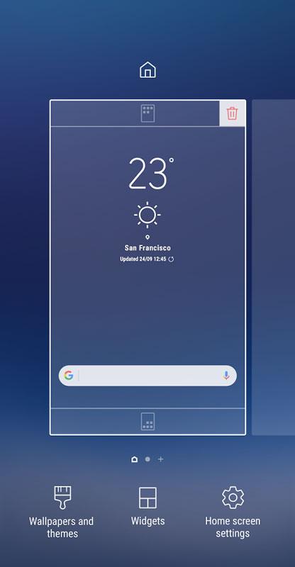 Samsung Experience Home 10.0.00.303 دانلود لانچر رسمی سامسونگ برای گلکسی