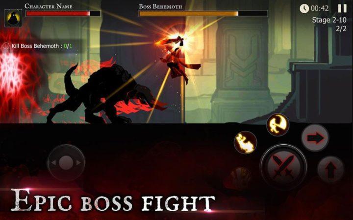 Shadow of Death 1.41.1.0 دانلود بازی اکشن سایه مرگ اندروید + مود