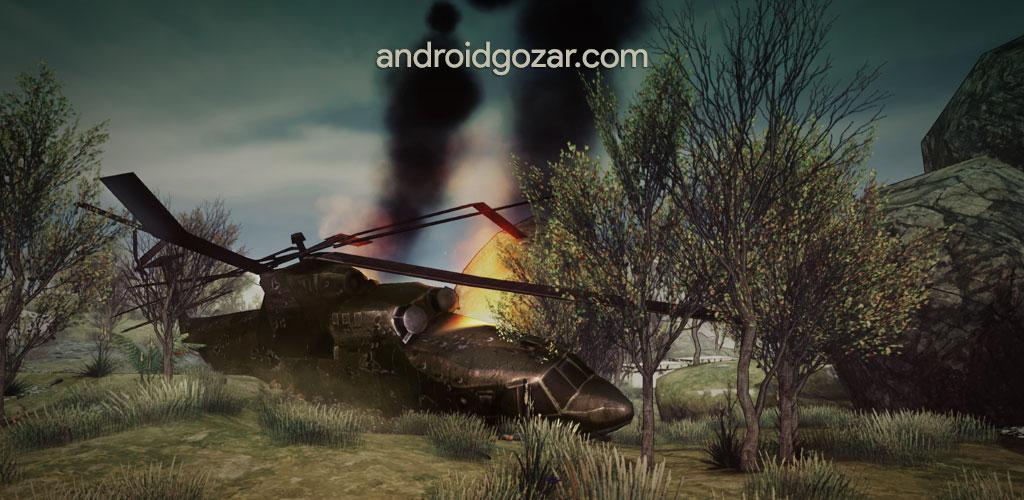Shadows of Kurgansk 1.3.55 دانلود بازی سایه های کورگانسک اندروید + مود + دیتا