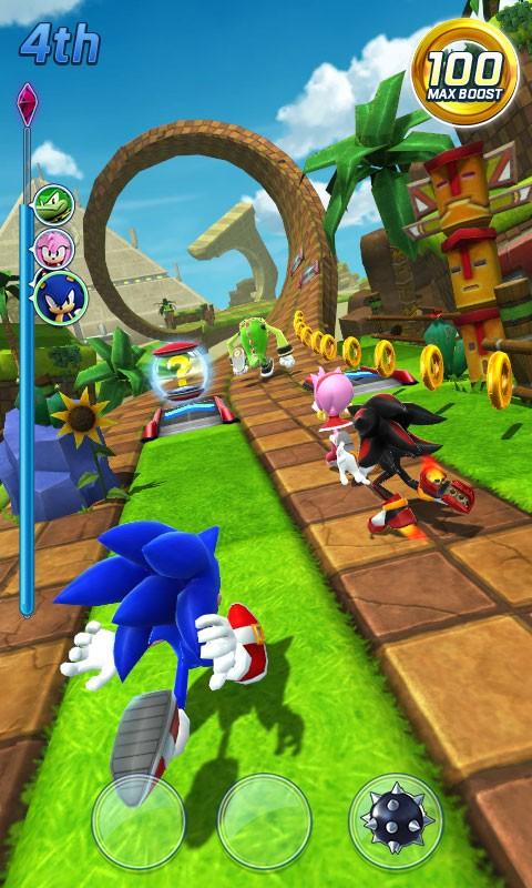 دانلود Sonic Forces 2.15.0 – بازی نیروهای سونیک اندروید