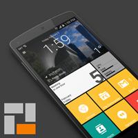 SquareHome 3 Premium 1.8.5 دانلود بهترین لانچر ویندوز 10 اندروید